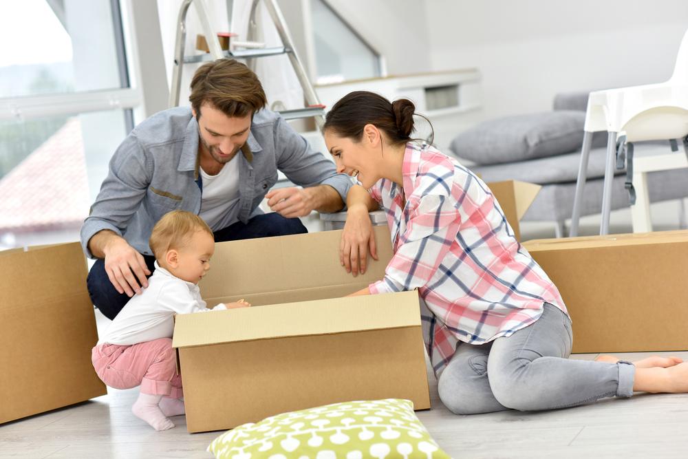 Mudança de apartamento para casa: saiba como se organizar!