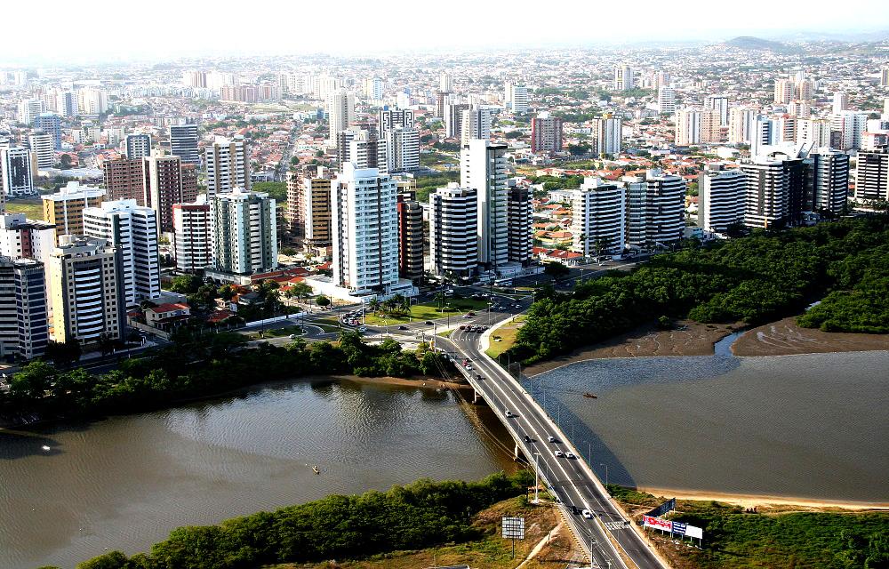 áreas para morar em Aracaju