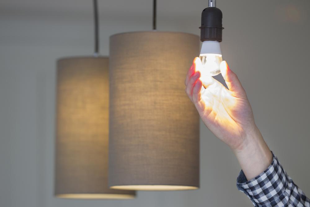 como escolher a iluminação