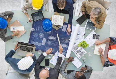 Como estar presente no planejamento de obras
