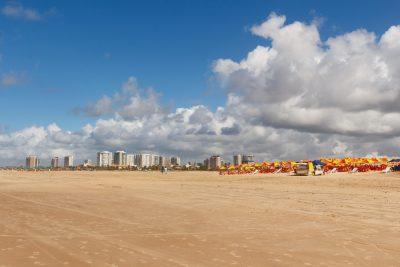 melhores praias de Sergipe