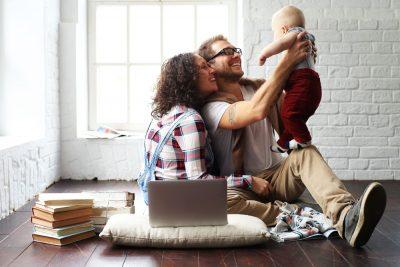 segurança financeira para os filhos