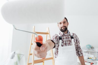 profissionais de reparo doméstico