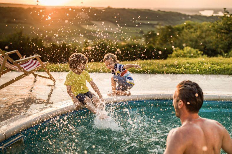 comprar casa com piscina