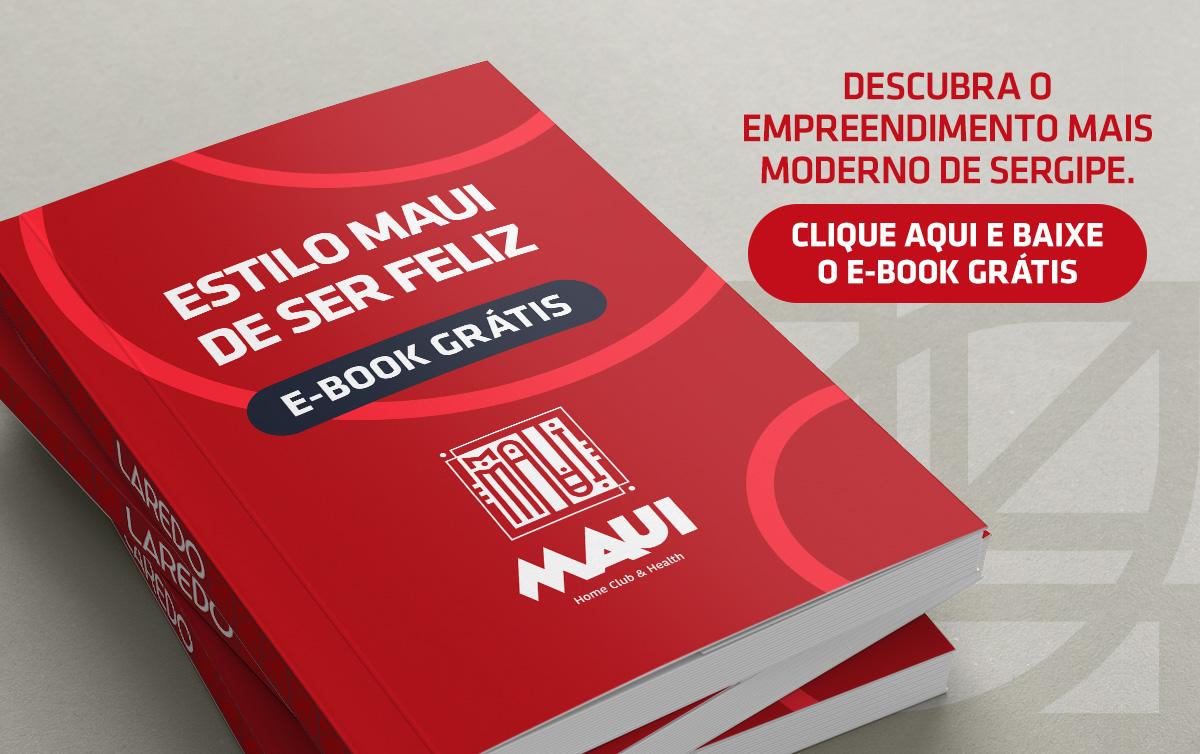 Estilo Maui de Ser Feliz - E-Book Grátis