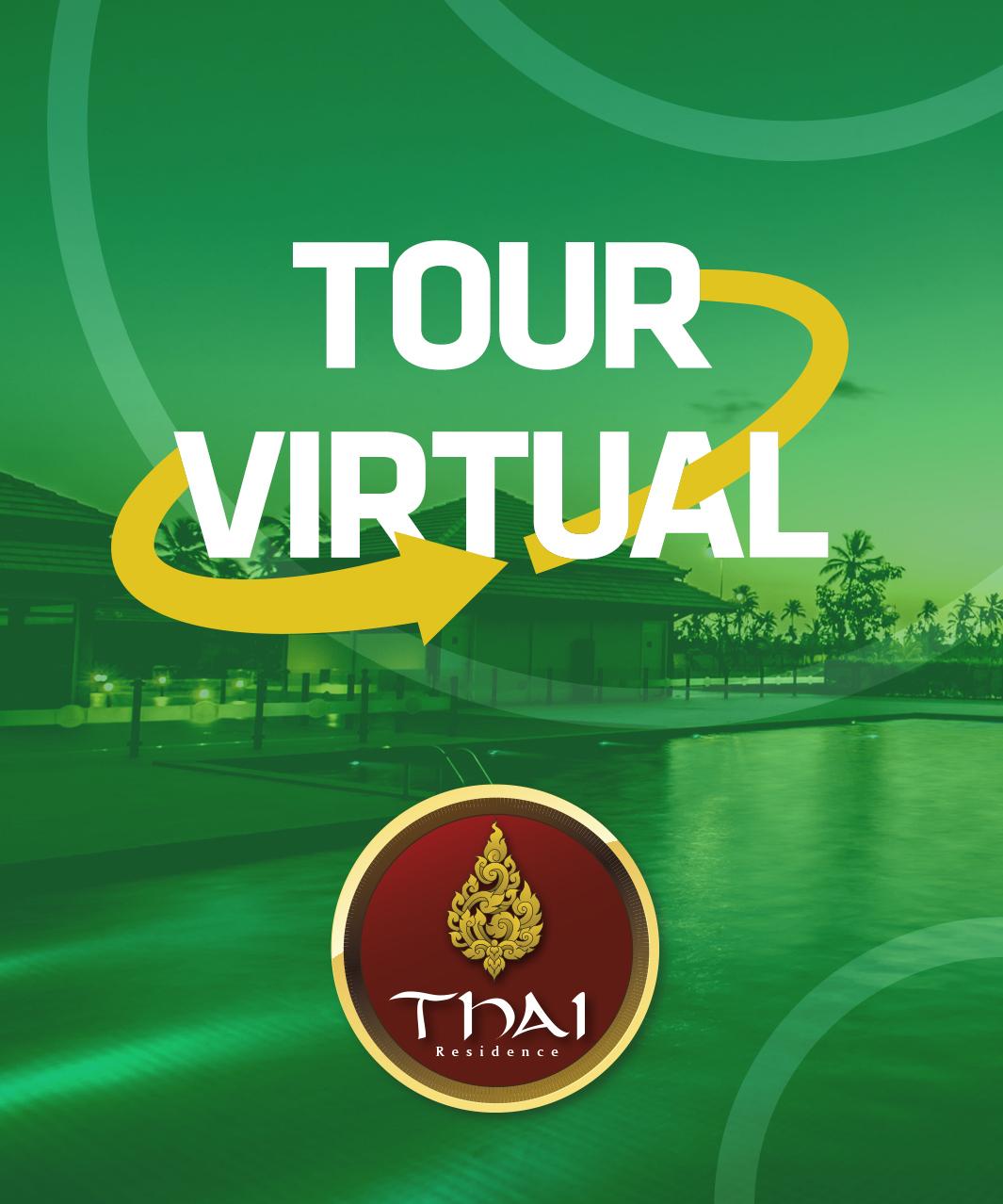 Tour Virtual no Thai Residence