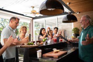 Conheça os espaços de convivência projetados para o Maui