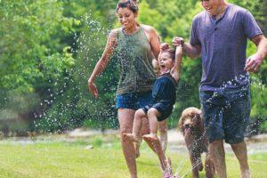 Como proporcionar aos seus filhos uma infância divertida?
