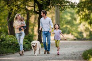Conheça 5 vantagens de residir em um bairro com área verde